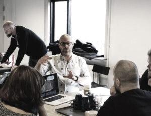 Introduktion af DD på Østerskov Workshop